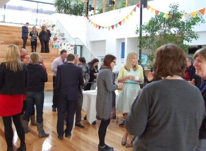 Health Justice launch